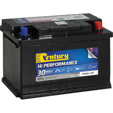 Century Hi Performance Car Battery DIN65LH MF, , scaau_hi-res