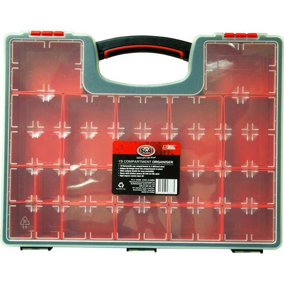 SCA Organiser 19 Compartment, , scaau_hi-res