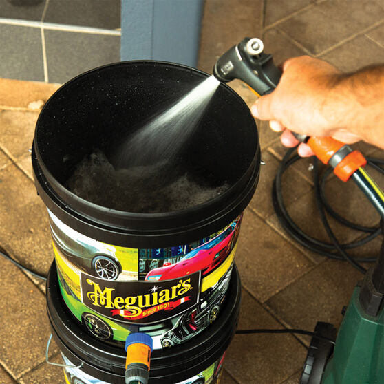 Meguiar's 15L Waterwise Bucket with Tap, , scaau_hi-res