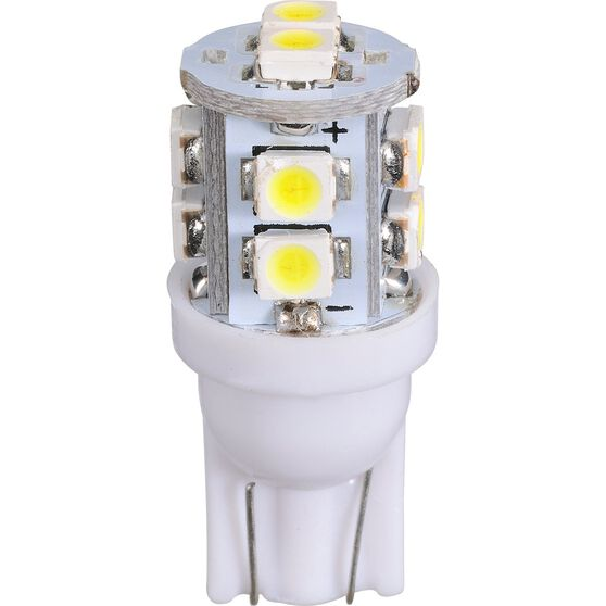 SCA Interior Globe 10 SMD LED - Super White, T10, , scaau_hi-res