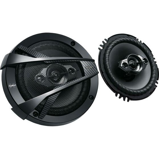 Sony 6.5 inch 4 Way Speakers - XS-XB1641, , scaau_hi-res