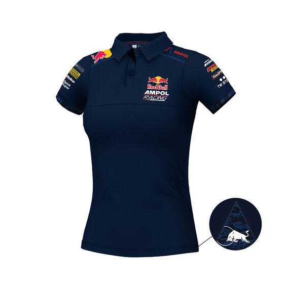 Red Bull Ampol Racing Polo Womens, RBAR, scaau_hi-res