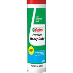 Castrol Premium Heavy Duty Grease Cartridge 450g, , scaau_hi-res