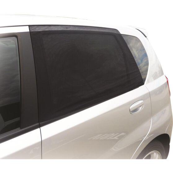 SCA Window Shade - Side, XL Curved, Black, Pair, , scaau_hi-res