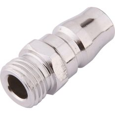 Blackridge Air Fitting Nipple, Male Plug - 1 / 4inch, , scaau_hi-res