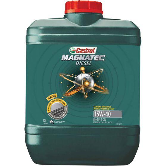 Castrol MAGNATEC Diesel Engine Oil - 15W-40, 10 Litre, , scaau_hi-res