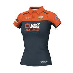 Truck Assist Racing Team Women's Team Polo, , scaau_hi-res