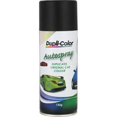 Dupli-Color Touch-Up Paint Matt Black 150g DS112, , scaau_hi-res