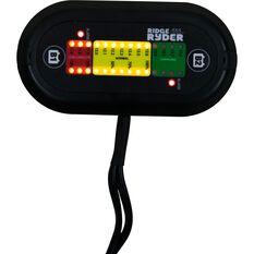 Ridge Ryder Dual Battery Monitor - 12 Volt, , scaau_hi-res