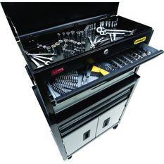 Stanley Mechanics Tool Kit - 133 Piece, , scaau_hi-res