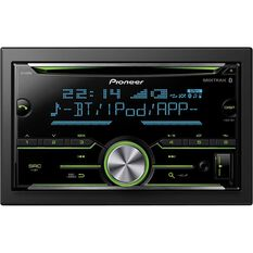 Pioneer Double DIN CD/Digital Media Player with Bluetooth FH-S705BT, , scaau_hi-res