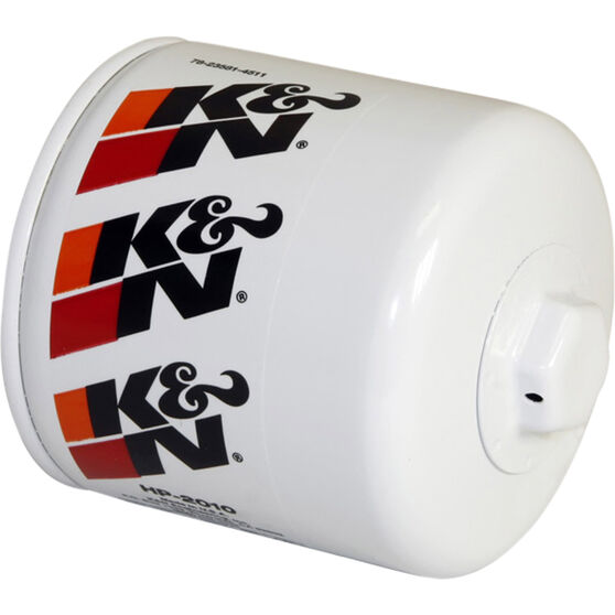 K&N Wrench Off Performance Gold Oil Filter  HP-2010 (Interchangeable with Z516), , scaau_hi-res