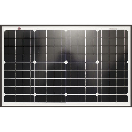 KT Cables 12V 40W Solar Panel, , scaau_hi-res