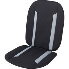 Sports Seat Cushion - Grey, Single, , scaau_hi-res
