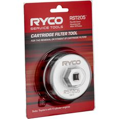 Ryco Oil Filter Cup Wrench RST205, , scaau_hi-res