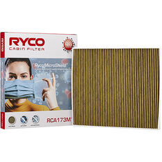 Ryco Cabin Air Filter N99 MicroShield RCA173M, , scaau_hi-res