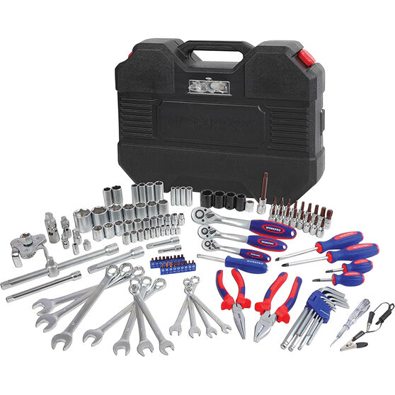 WORKPRO Tool Kit - 123 Piece, , scaau_hi-res