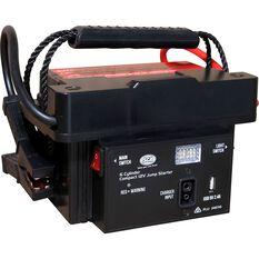 SCA 12V 1200 Amp 6 Cylinder Compact Jump Starter, , scaau_hi-res