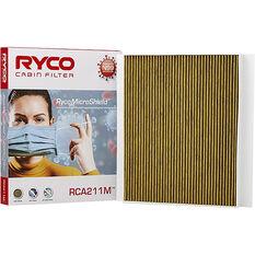 Ryco Cabin Air Filter N99 MicroShield RCA211M, , scaau_hi-res