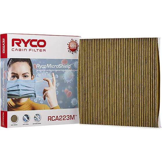 Ryco Cabin Air Filter N99 MicroShield RCA223M, , scaau_hi-res