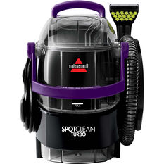 Bissell SpotClean Turbo Carpet and Upholstery Cleaner, , scaau_hi-res