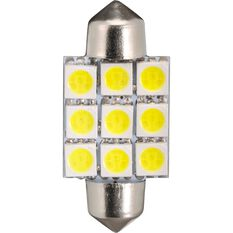 SCA Interior Globe 9 SMD LED - Super White, , scaau_hi-res