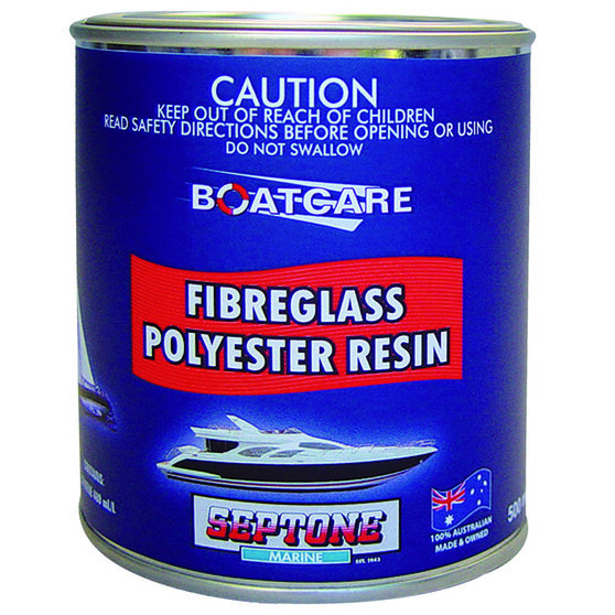 Polyester Resin - 500mL, , scaau_hi-res