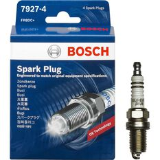 Bosch Spark Plug - 7927-4, 4 Pack, , scaau_hi-res