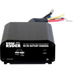 Ridge Ryder 12V 30 Amp DC-DC Battery Charger, , scaau_hi-res