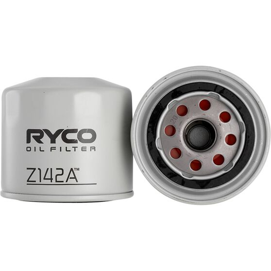 Ryco Oil Filter - Z142A, , scaau_hi-res