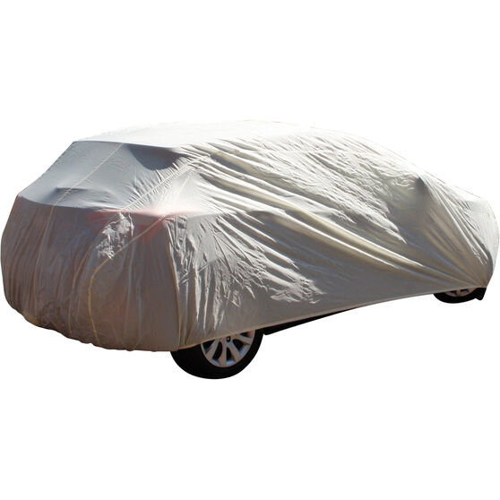CoverALL Car Cover - Bronze Protection, Suits Small/Medium Vehicles, , scaau_hi-res