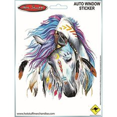 Sticker Horse Feathers SH2770, , scaau_hi-res
