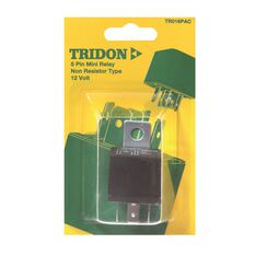 Tridon Mini Relay - 30 AMP, 5 Pin, , scaau_hi-res