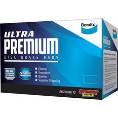Bendix Ultra Premium Disc Brake Pads - DB1108UP, , scaau_hi-res