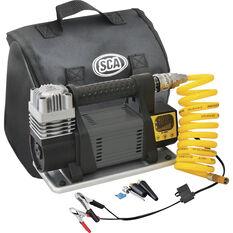 SCA  Tyre Inflator - Digital, 25LPM, 12V, , scaau_hi-res