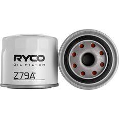 Ryco Oil Filter Z79A, , scaau_hi-res