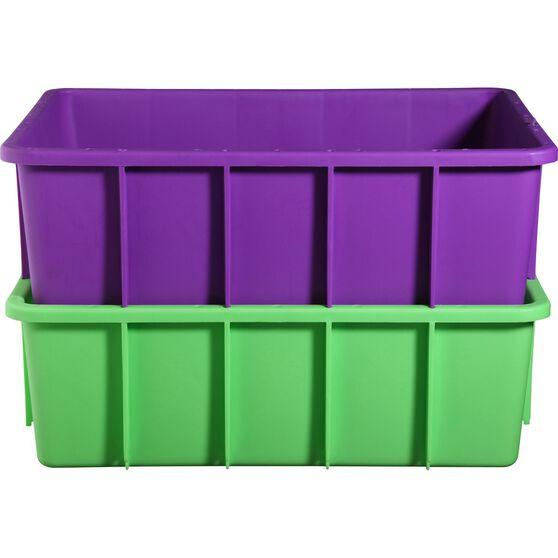 SCA Storage Box - Charcoal, 10 Litre, , scaau_hi-res