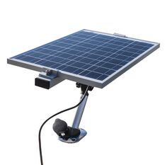 Solar Panel Rod Mount System, , scaau_hi-res