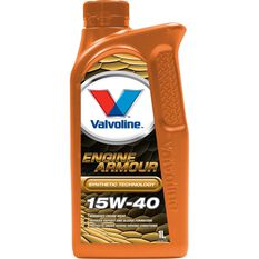 Valvoline Engine Armour Engine Oil - 15W-40 1 Litre, , scaau_hi-res