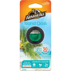 Armor All Vent Air Freshener Island Oasis 2.5mL, , scaau_hi-res