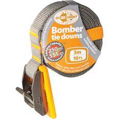 Sea to Summit Bomber Tie Down Orange 3m, , scaau_hi-res