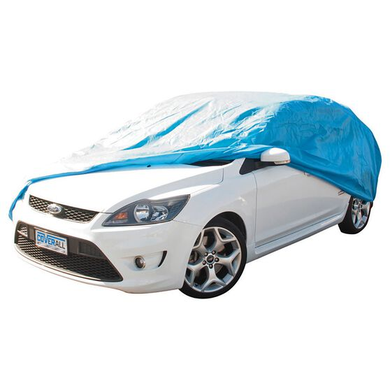CoverALL Car Cover Silver Protection - Water Resistant, Medium, , scaau_hi-res