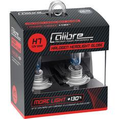 Calibre Headlight Bulb 12V H7 55W Plus 130, , scaau_hi-res