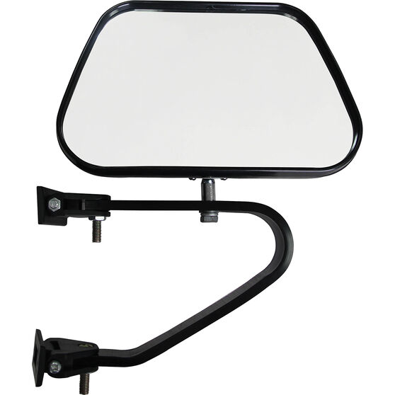 SCA Deluxe Swing Away Rear View Mirror, , scaau_hi-res