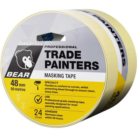 Norton Trade Painters Masking Tape - 48mm x 50m, , scaau_hi-res