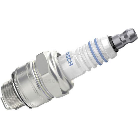 Bosch Spark Plug Single W8EC, , scaau_hi-res