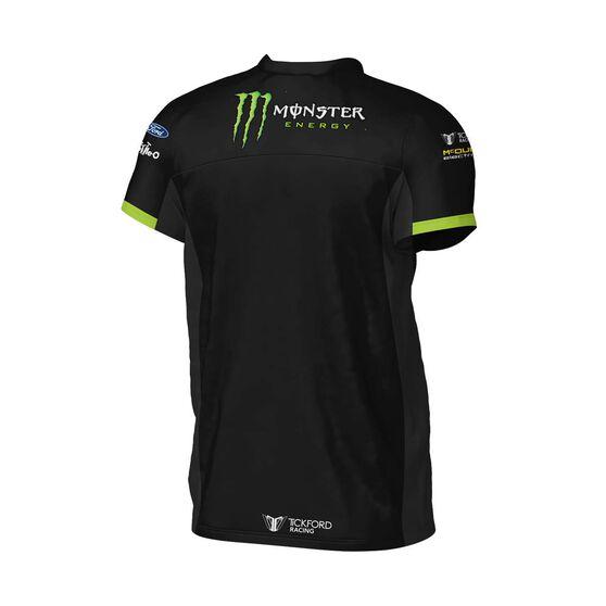 Monster Energy Men's 2020 Team T-Shirt, Black, scaau_hi-res