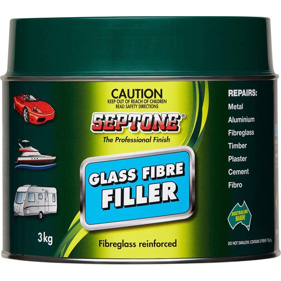 Septone Fibreglass Filler - 3kg, , scaau_hi-res