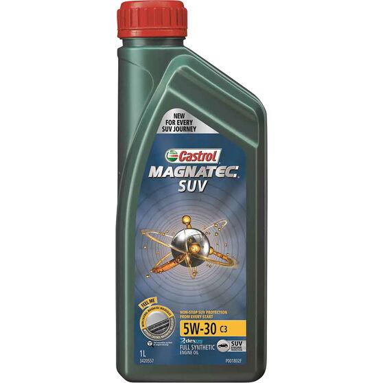 Castrol MAGNATEC SUV C3 Engine Oil 5W-30 1 Litre, , scaau_hi-res