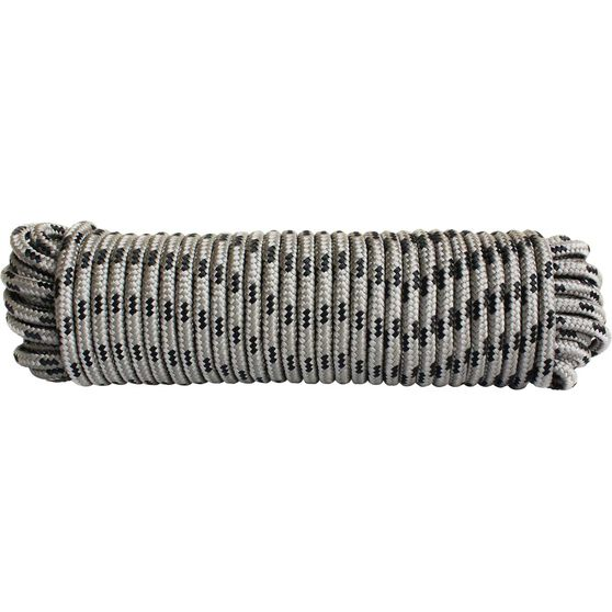 SCA Multi- Purpose Poly Rope - Grey, 9mm X 20m, , scaau_hi-res